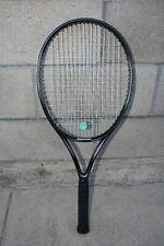 "BRIDGESTONE XE Wide Back 30T Technora Composite Tennis Racket Racquet 4 1/4"""
