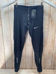 Nike Shield Tech Tight Fit Running Tights 859270 US Men's Size Medium NEW