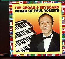 Paul Roberts / The Organ & Keyboard World Of Paul Roberts - MINT