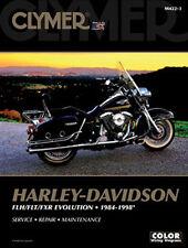 CLYMER REPAIR MANUAL Fits: Harley-Davidson FLHTC Electra Glide Classic,FXR Super