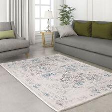 Tapis gris à motif Floral sans marque pour la maison