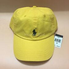 Men Women Polo Fine Embroidery Classic Unisex Tenni Baseball Adjustable Hats Cap
