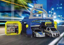 203715010 Dickie Toys Command Unit Polizeistation Polizei Porsche Citroën