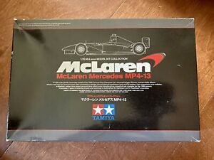 Tamiya 1:20 Scale McLaren Mercedes MP4/13 Plastic Model Kit