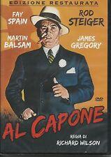 DvD AL CAPONE (1959)  ......NUOVO