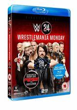 WWE WrestleMania Monday [2 Blu-rays] *NEU* Blu-ray Monday Night Raw