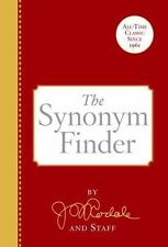 The Synonym Finder by Rodale, J. I.