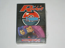 NEW! Rocket Trouble Theme Deck Pokemon Trading Card Game New & Factory Sealed!