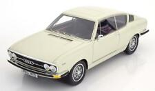 1:18 KK-Scale Audi 100 Coupe S 1970 white ltd. 400 pcs.