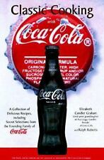 Classic Cooking with Coca-Cola by Elizabeth C. Graham (1998, Hardcover) cookbook