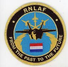 RNLAF Royal Netherlands Air Force Dutch F-35 PATCH!!!!