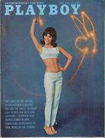 PLAYBOY July 1965 -Girls of the Riviera, Allan Sherman, Marcello Mastroianni VG