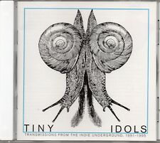 Tiny Idols (Indie Underground 1991-1995) 2005 CD (90s Indie Rock In USA) New