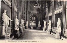 LONDON  : St Stephen's Hall,Westminster  -LL