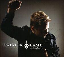 Patrick Lamb - It's All Right Now [New CD]