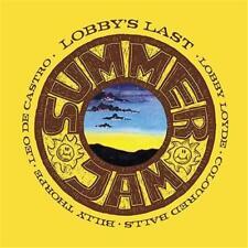 LOBBY LOYDE Summer Jam CD NEW Bonus Lobby's Unreleased Last Studio Recordings