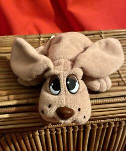 """Pound Puppies Dog Plush Stuffed Animal 6"""" 1995  Made In China."""