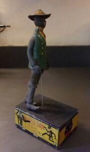 Antique MARX Tin Wind-Up  Dapper Dan Carter's Coon Jigger  1910