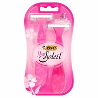 Bic Miss Soleil Triple Blade Shaver 1 2 3 6 Packs
