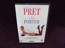 Pret -A- Porter DVD Sophia Loren Julia Roberts Original UK Release New & Sealed