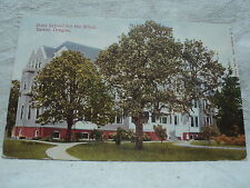 SALEM OR Oregon State School for the Blind early 1900's Postcard