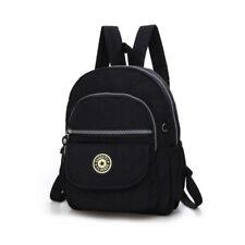 Women Girls Backpack Purse Nylon Small Backpack Cross Body Mini Shoulder Bag US