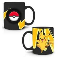 Pokemon Pikachu Spinner Coffee Mug for Hot or Cold Beverages *NEW*