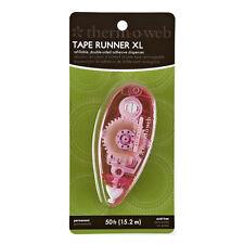Tape Runner (Memory) XL - Permanent 15m (50ft) For Scrapbooking & Paper
