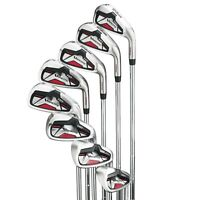 Wilson Velocity HDX Men's Right Hand Stiff Flex Steel Iron 4-PW+SW Golf Club Set