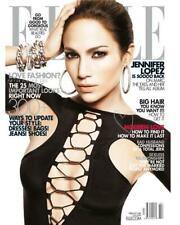 Jennifer Lopez - Elle Magazine - February 2010 - Brand New & Unread