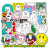 50 RIPNDIP Stickers bomb Vinyl Skateboard Luggage Laptop Decals Dope Sticker Lot