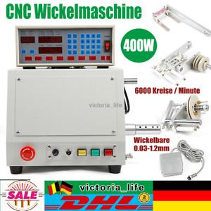 400W CNC Wickelmaschine Spulenwickelmaschine Automatische Spulenwickler