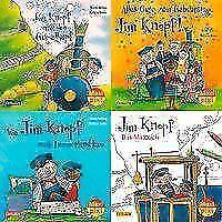 Maxi-Pixi-4er-Set 65: Jim Knopf (4x1 Exemplar) von Beate Dölling und Michael Ende (Set mit diversen Artikeln)