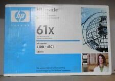 Original HP 61X Toner C8061X black für LaserJet 4100 4101 OVP A