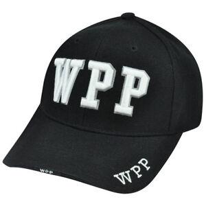 WPP Witness Protection Program Service Federal Justice Safety Adjustable Hat Cap