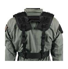 New! Blackhawk Special Operations H-Gear Shoulder Harness Black 35SS00BK