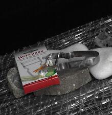 Westmark Gemüse- & Spargelschäler Sparschäler Steel Edelstahl