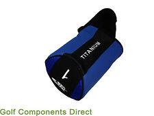 Tiger Shark Titanium Driver / Wood Golf  Headcover With Sock