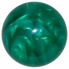 Green Pearl manual shift knob M12x1.50 12x1.5 thrd