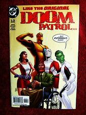 DOOM PATROL   No. 13  [DEC 2002]      DC COMIC    [PRINTED IN CANADA]