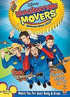 Imagination Movers - Jump  Shout: Lets Figure Things Out (DVD, 2009,...