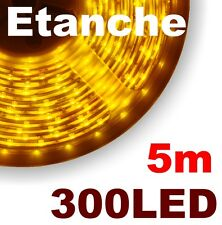 815/5# Ruban LED jaune étanche 5m 300 LED -- LED strip