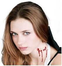 HALLOWEN DON POST STUDIOS LATEX VAMPIRE BITES F/X MAKEUP FOR FANCY DRESS COSTUME