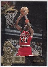 Michael Jordan , 1995-96 , SP , Jordan Collection , #JC17