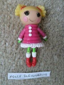 Mini Lalaloopsy Holly Sleighbells mini doll  !