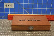 Digital Micrometer Accupro