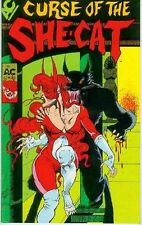 Curse of the She-CAT # 1 (one-shot) (USA, 1989)