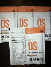Pruvit Keto OS 5 Day Experience Sample Pack Orange Dream Charged