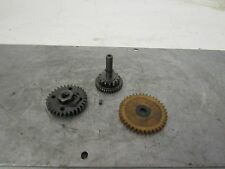 2000 yamaha kodiak 400 oil pump gears