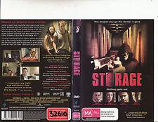 Storage-2008-Matt Scully-Australia Movie-DVD